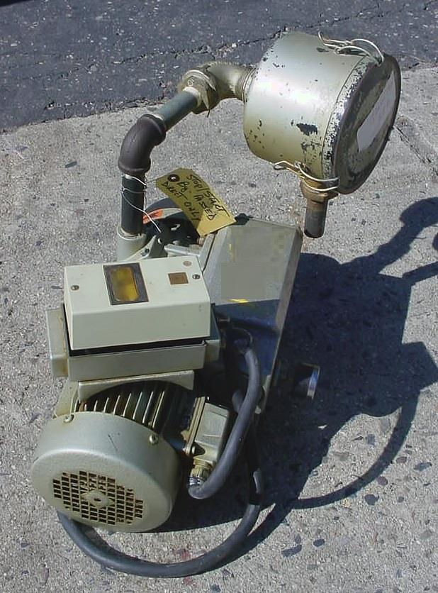 Image BUSCH  Rotary Vacuum Pump 789778