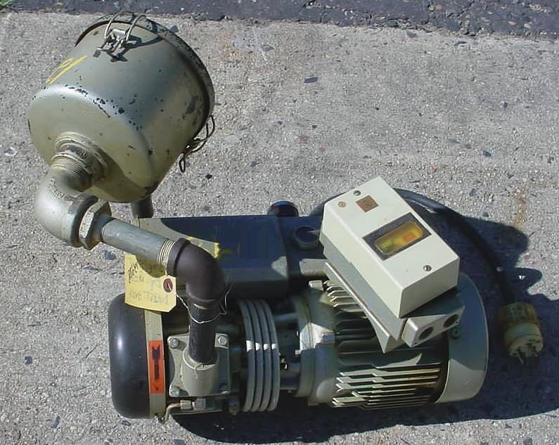 Image BUSCH  Rotary Vacuum Pump 789779