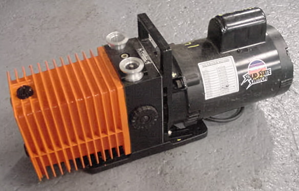 Image ALCATEL Table Top Laboratory Vacuum Pump 680885