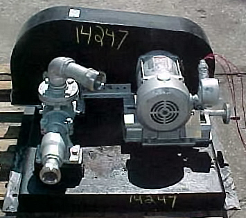 Image ROBBINS AND MYERS  316 Stainless Steel Moyno Pump 680889