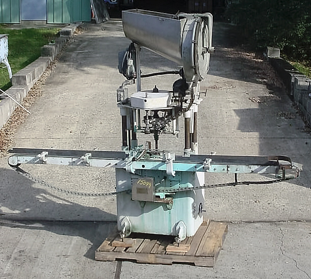 Image RESINA  Fully Automatic Single Head Capper 680891
