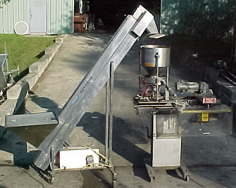 RESINA  Fully Automatic Continuous Plugger