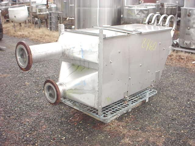 Image DORR-OLIVER Stainless Steel Dewatering Separator 1303766