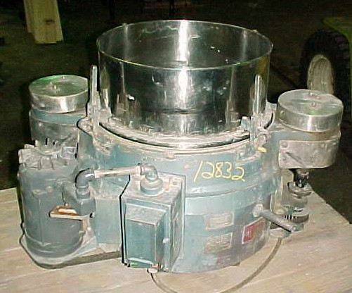 Image M AND M MACHINE XLAVS20000 Vorti-Siv Single Deck Vibratory Sifter 681002