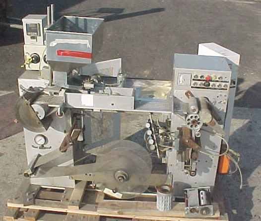 Image NOACK Automatic Continuous Table -Capsule Blister Packer 681023