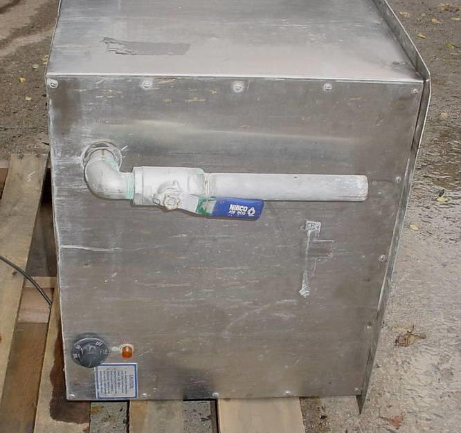 Image ULTRASONICS CORP 25 GAL Electrically Heated Ultrasonic Cleaning Tank 751259