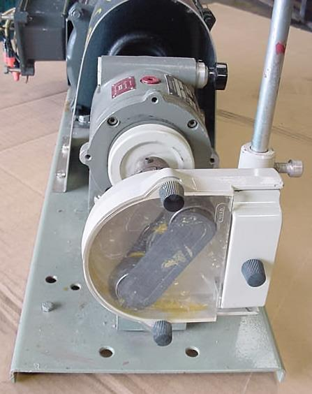 Image WILLY A BACHOFEN AG Twin Roller Peristaltic Pump 721566