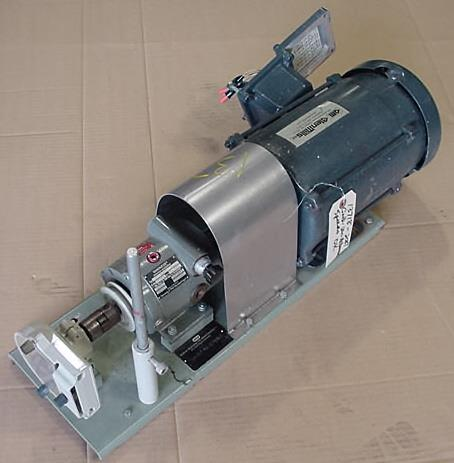Image WILLY A BACHOFEN AG Twin Roller Peristaltic Pump 721568