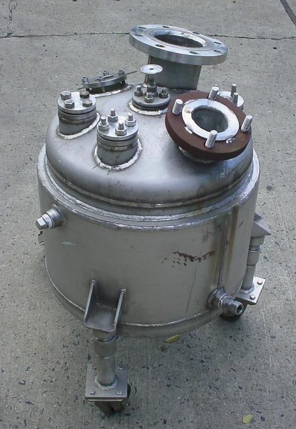 Image 20 GAL Stainless Steel Reactor 682819