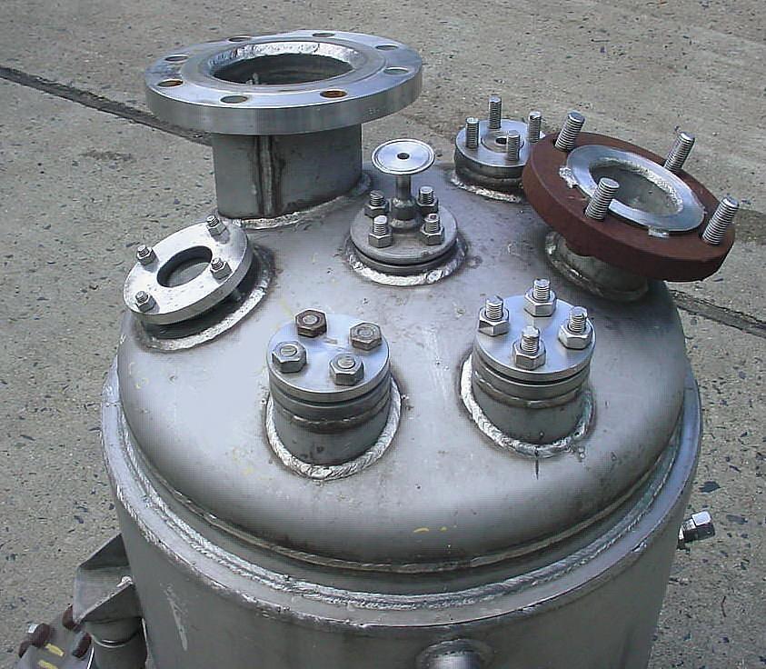 Image 20 GAL Stainless Steel Reactor 852577