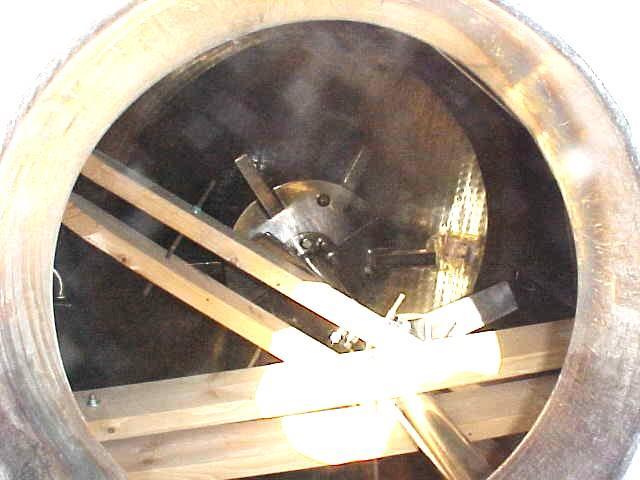 Image PAUL MUELLER  600 GAL/2300 Liter Reactor Stainless Steel Sanitary 808644