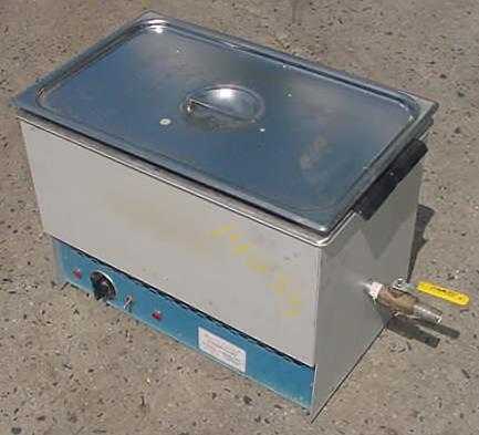 ULTRASONIC LABORATORIES Table Top Heated Ultrasonic Bath