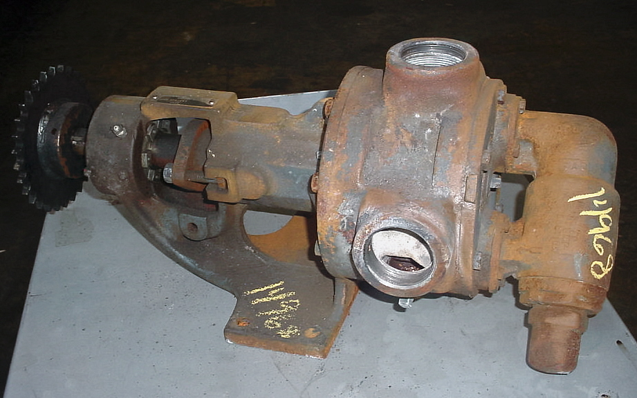 Image VIKING  Carbon Steel Gear Pump 681132