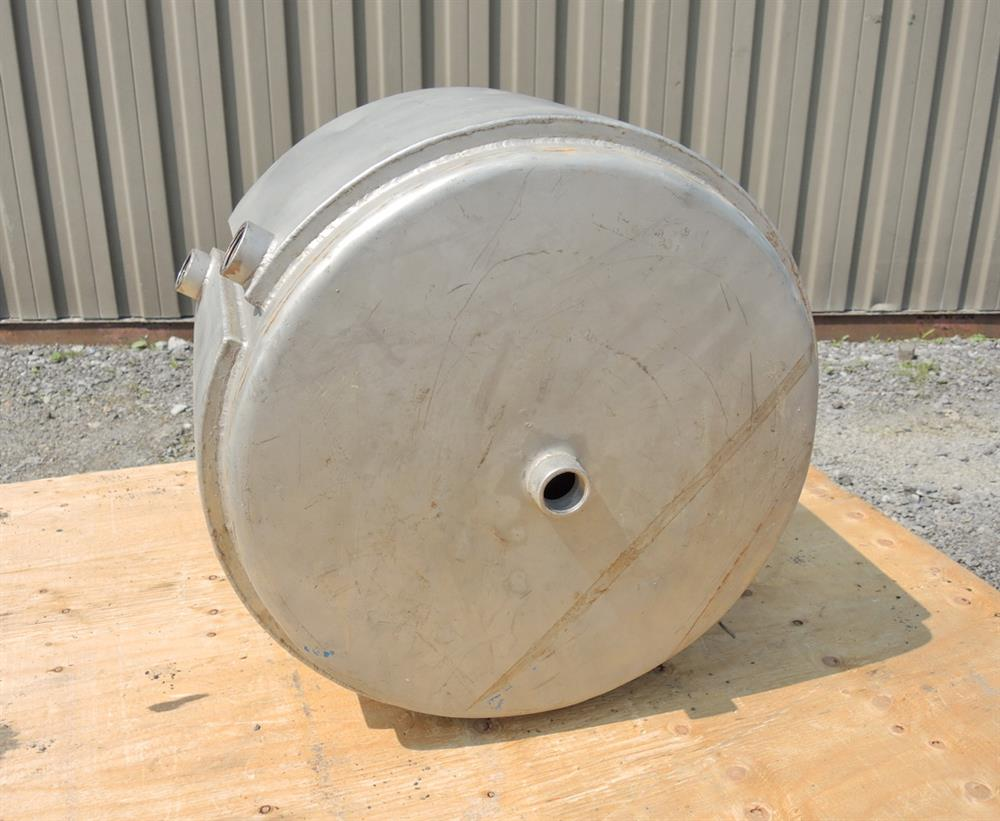 Image 17 Gallon Jacketed Stainless Steel Tank 681221