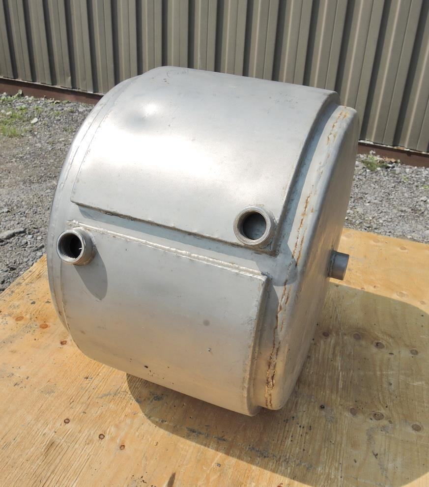 Image 17 Gallon Jacketed Stainless Steel Tank 681222