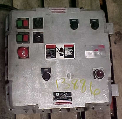 Image KILLARK Electrical Enclosure For Hazardous Locations 681243