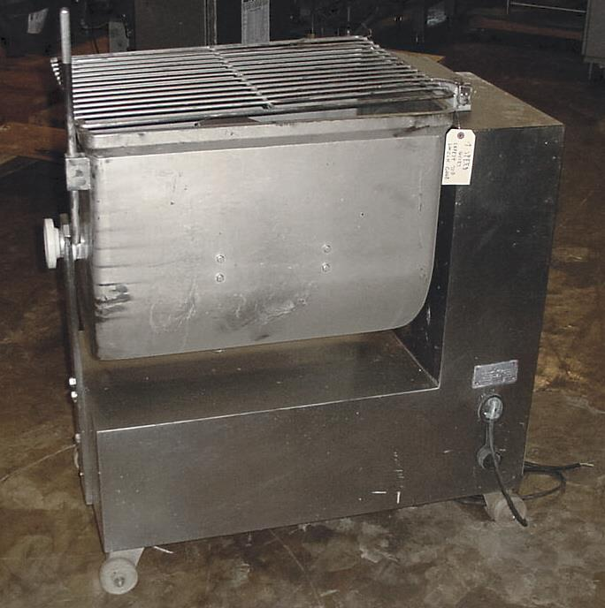 Koch 5 Cu Ft Stainless Stee 233635 For Sale Used
