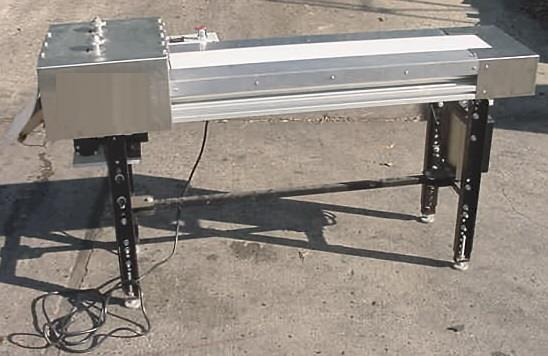 Image 7in W X 48in L Belt Conveyor 913495