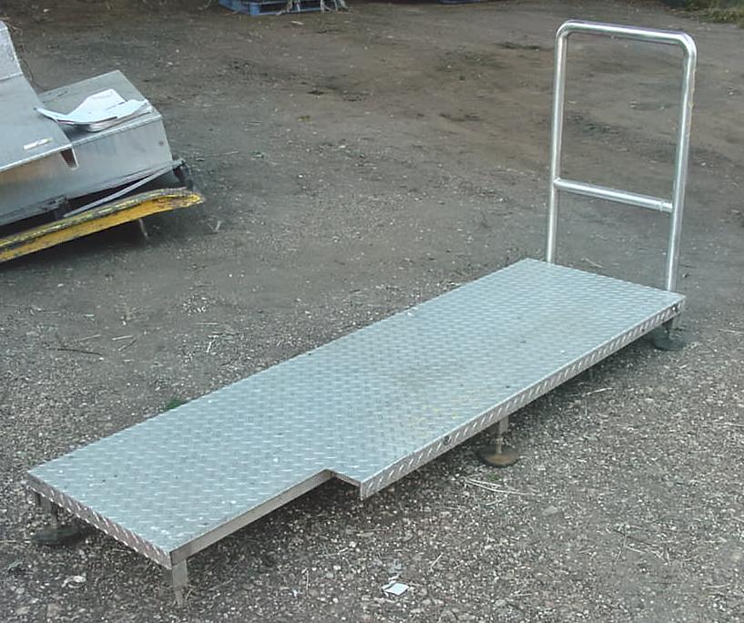 24 W X 80 L Work Platform
