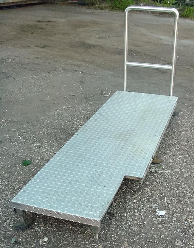 Image 24 W X 80 L Work Platform 699130