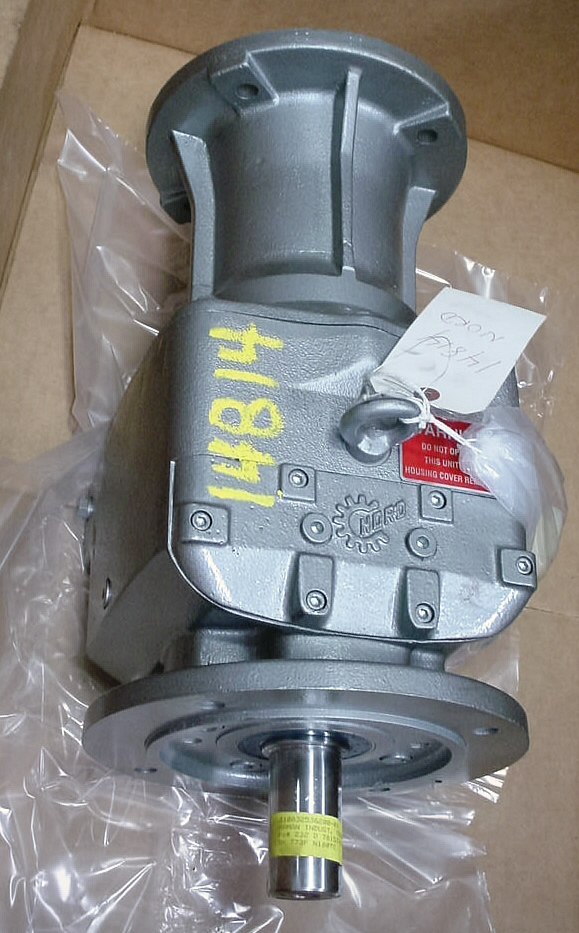 Image NORD In Line Gear Reducer - Unused  681291