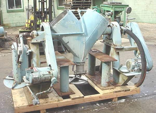 Image 5 CU FT PATTERSON-KELLEY Working Capacity Liquid Solids Twin Shell Processor 759176