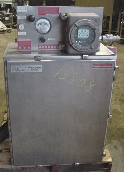 Image HOFFMANN ENG Stainless Steel Hazardous Location Rated Electrical Cabinet 681333