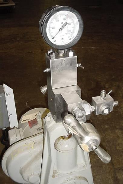 Image MANTON  Gaulin Laboratory Homogenizer 1082277
