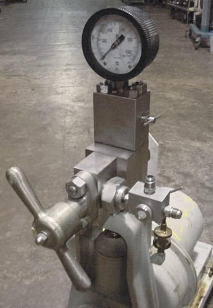 Image MANTON  Gaulin Laboratory Homogenizer 1082279