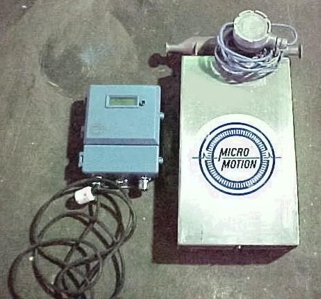 Image Micro Motion Flow Meter - Unused 852575