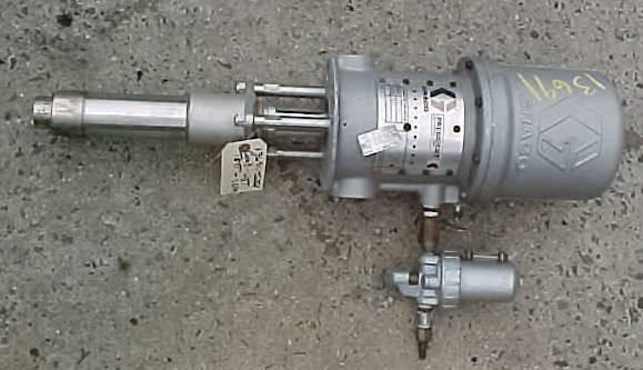 Image GRACO Stainless Steel Air Operated Pump 681364