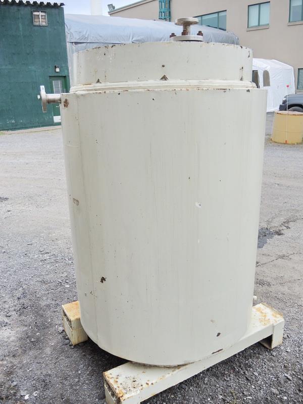 Image 270 Gal Stainless Steel Tank -Tote 681386
