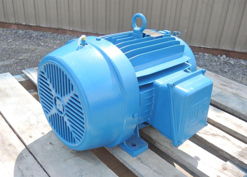 15 hp weg severe duty motor 233826 for sale used for Weg severe duty motor