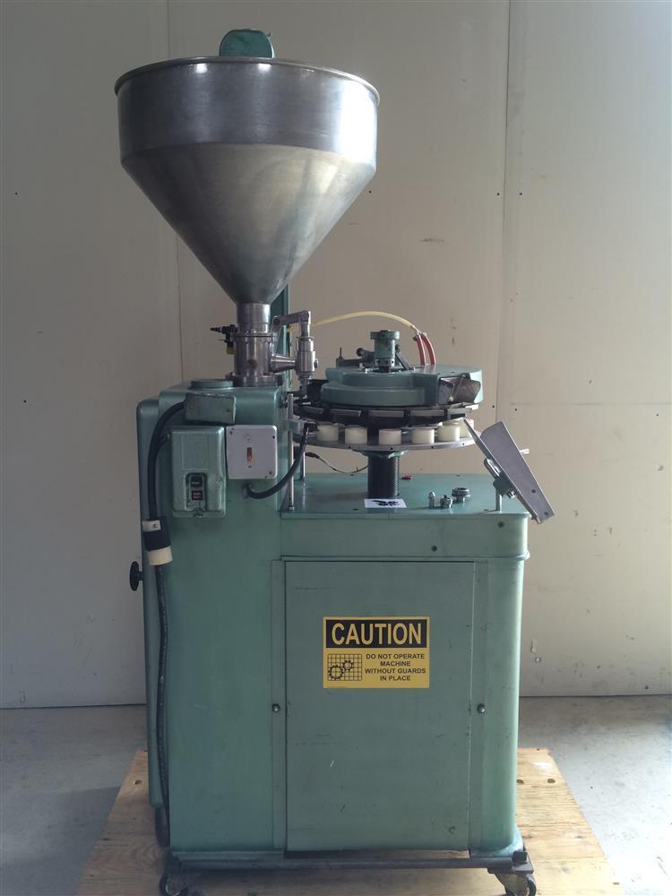 Image 16 Station KALIX DUPUY KX-14 Cream Filler / Sealer for Plastic Bottles 681650