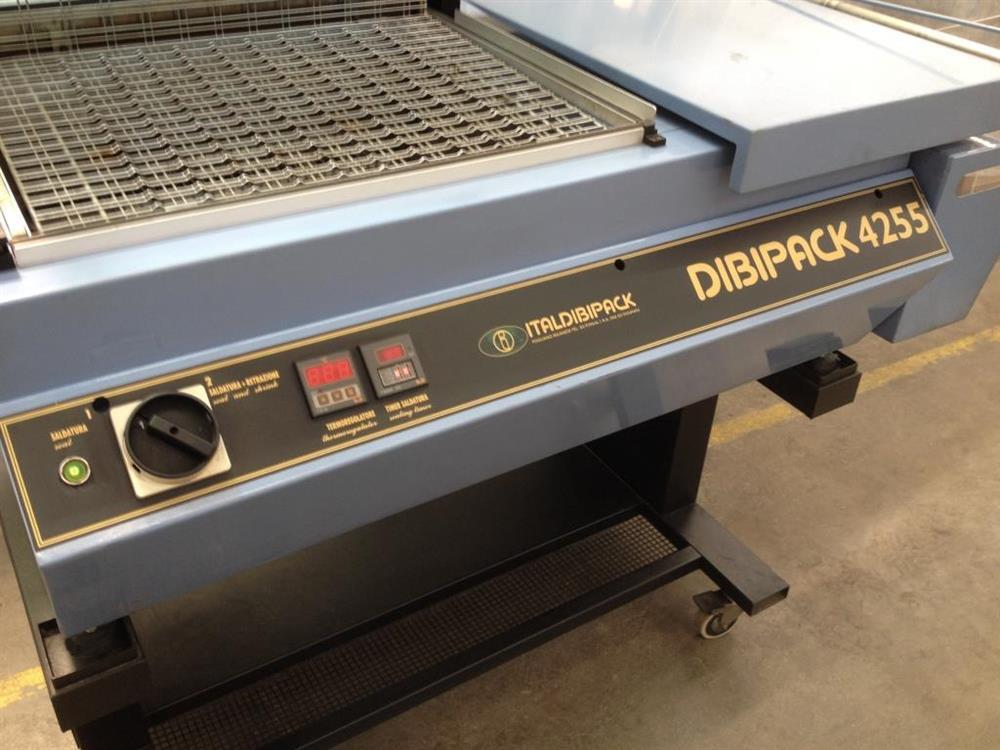 Image ITALDIBIPACK Dibipack 4255 Heat Sealer 681677