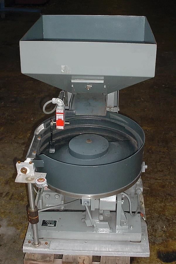 Image 2in Dia PRECISION FEEDERS CO Vibratory Bowl Feeder 681866