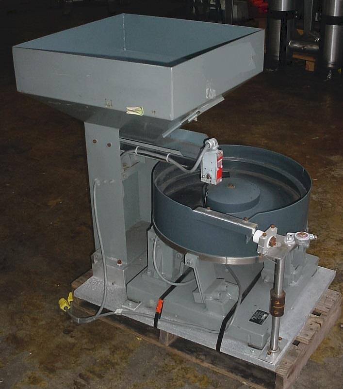 Image 2in Dia PRECISION FEEDERS CO Vibratory Bowl Feeder 754678