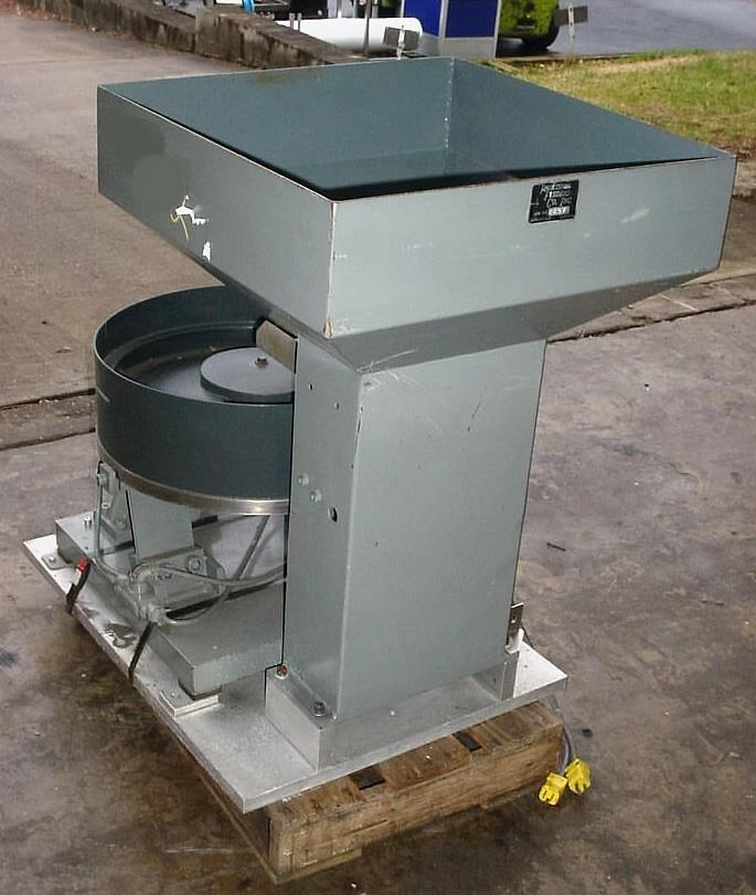 Image 2in Dia PRECISION FEEDERS CO Vibratory Bowl Feeder 754679
