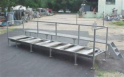 233996 - Four Station Liquid Loading/Unloading Station - All Stainless Steel