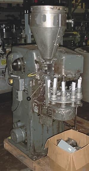 Image GANZHORN AND STIRR Semiauto Metal Tube Filler 681956
