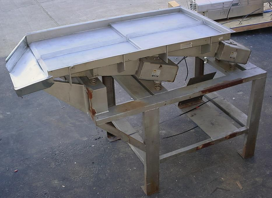 Image ERIEZ Stainless Steel Pan Feeder 774588