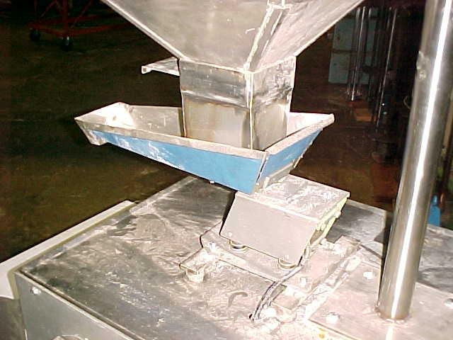 Image WEIGHT RIGHT Volumetric Vibratory Pan Filler 1371357