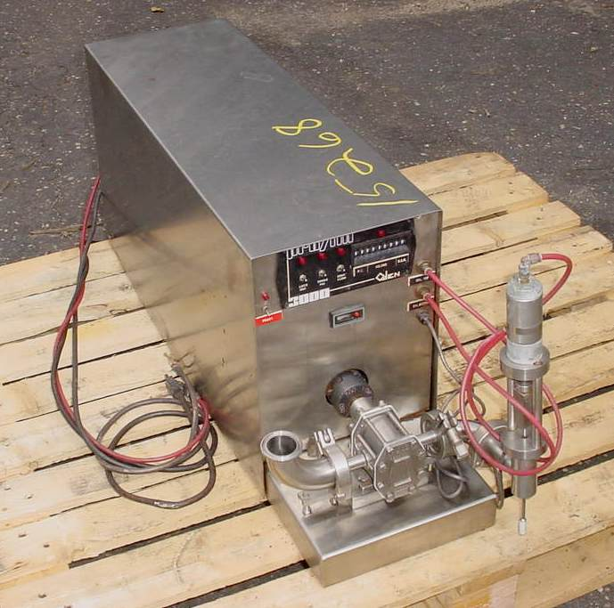 Image ODEN Single Station Positive Displacement Volumetric Pump Filler 681955