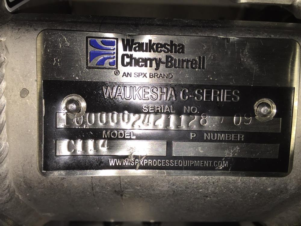 Image WAUKESHA C114 Centrifugal Pump 681988