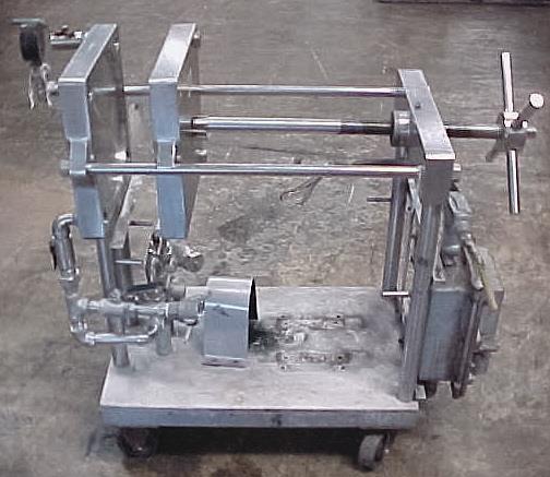 Image ALSOP Filter Press Skeleton 803595