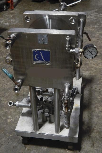 Image ALSOP Filter Press Skeleton 803596