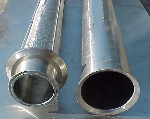 Image LADISH Stainless Steel Sanitary In Line Strainer 803527