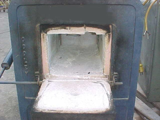 Image COOLEY Electric Bench-Top Laboratory Furnace 803509