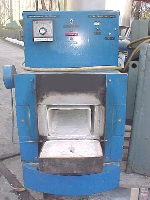 Image HEVI DUTY ELECTRIC Electric Bench-Top Laboratory Furnace 803507