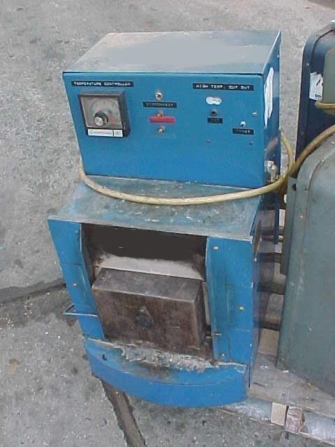 Image HEVI DUTY ELECTRIC Electric Bench-Top Laboratory Furnace 803508